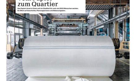 Hochparterre – Vom Papier zum Quartier