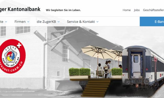 Update – Projekte Lagerhus und Bistro beim Zuger Kantonalbank Wettbewerb